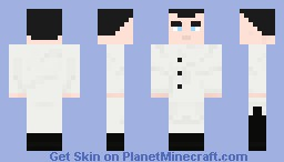 Scientist 1 Minecraft Skin