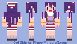 Bittersweet Lulu - League of Legends Minecraft Skin