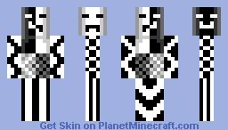 Symetry Minecraft Skin