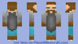 Richard The Blacksmith Minecraft Skin