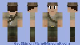 Safari Man Minecraft Skin