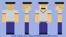 _Blazecrafter skin Minecraft Skin