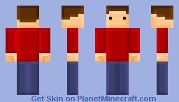 Block Shading Test Minecraft Skin