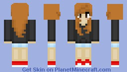 100 subs special- My skin!!! Minecraft Skin