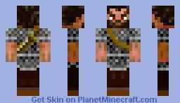 Bloodhound 1 Minecraft Skin