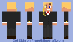 BloodWalk - Like a Sir! - Minecraft Skin