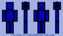 Blue 8 Bit! :D