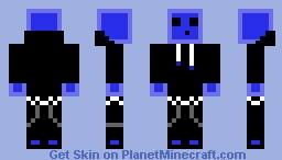 Blue Slime Skin