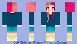 -Sugar- Skinz~ Blue, and Pink Minecraft Skin