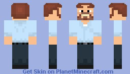 Bob Ross Minecraft