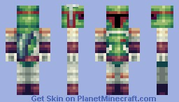 Boba Fett - Star Wars Minecraft