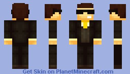 Bodil Thicke (Re-Shaded) Minecraft Skin