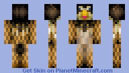 Boomkin(Tauren)(WoW) Minecraft Skin