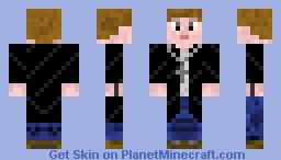 Boondock Saints - Connor Macmanus Minecraft Skin