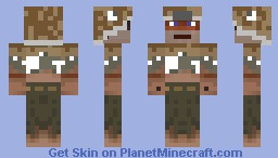 BootstrapBuckaroo Skin Minecraft Skin