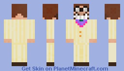 Mama Aiuto Boss Minecraft Skin