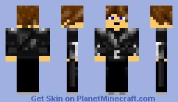 Teen Boy Minecraft Skin