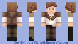 Young Boy Minecraft Skin