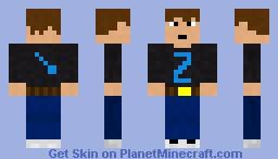 Zmaster Minecraft Skin