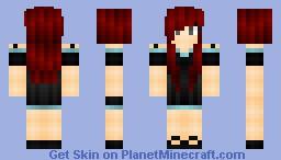 ~Ace~ Bre Prom (Update) Minecraft Skin
