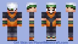 Brendan - Pokemon Emerald Minecraft Skin