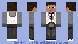 A Skin of Me. Minecraft Skin