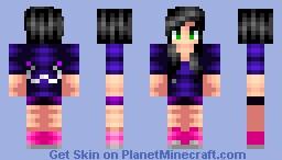 Bri Bri Minecraft Skin