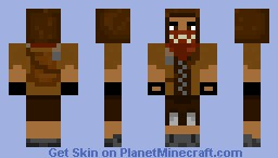 Parkour warrior Minecraft Skin