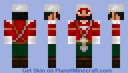 Assassin's Creed 3 British ReadCoat Brute Minecraft Skin
