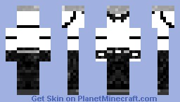 Bro Strider Pre-Scratch (Shaded) Minecraft Skin