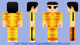 Bruce Lee [Skin Battle] Minecraft