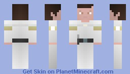 Captain, Buck Rogers ! Minecraft Skin