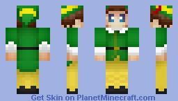 Buddy the Elf   [Contest Skin] Minecraft Skin