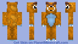 Butch - The Terrifying Monster Minecraft Skin