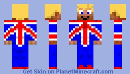 Captain Britain! (Superhero)