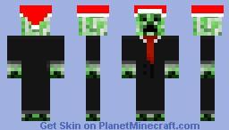 CREEPER Minecraft Skin