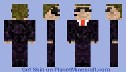 C.I.A Minecraft Skin