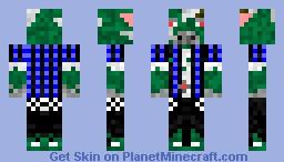 Zombie Cow Minecraft Skin