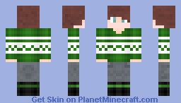 christmas sweater minecraft skin 79 - Christmas Skins For Minecraft