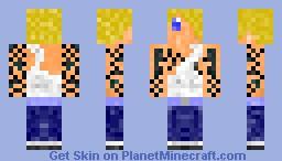 Caden Minecraft Skin