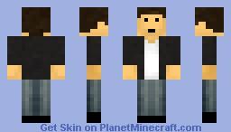 Caleb Minecraft Skin