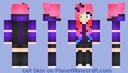 Re-Upload (I'm back :') ) Minecraft Skin