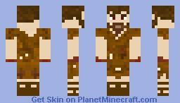 Cannibal Slave for Ding <3 Minecraft Skin