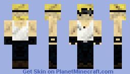Cantos Grudsen Minecraft Skin