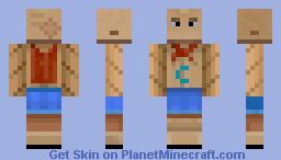 Captain Cardboard - Heroes vs Villians Skin Contest Minecraft