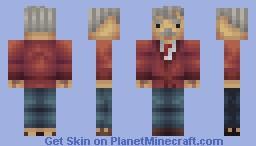 Carter Pewterschmidt [Family Guy!] Minecraft