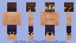 Castaway (Fixed) Minecraft Skin