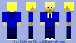 Casual Guy Minecraft Skin