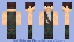 Catachan Jungle Fighter Minecraft Skin