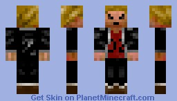 Cato The Hunger Games Minecraft Skin